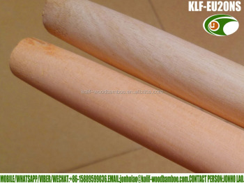 Natural wooden shovel rod/natural wooden shovel pole/painted wooden shovel rod/painted wooden shovel pole