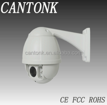 Cantonk AHD PTZ Camera AHD 1.3MP, 10X, 4.5'' AHD Speed Dome