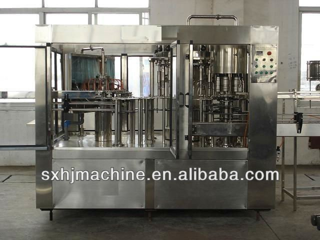12000-15000 DXGF aerated/carbonated drinks making machine