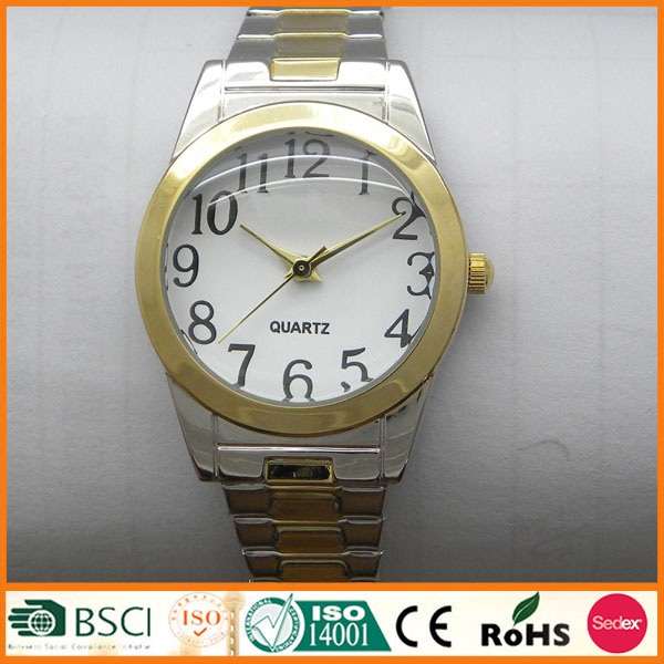 China Suppliers Vogue Waterproof Western Watch Price