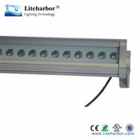 led outdoor wall washer rgb light 18w 0.5m dmx512