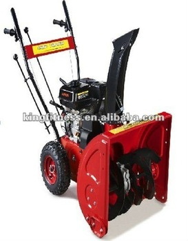 2012 hot sale snow blower,power sweeper snow 100CM , Snow Thrower KF065A 6.5HP
