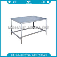 AG-MK003 CE Approved 304 stainless steel bed table