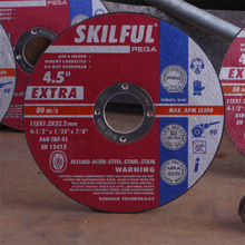 105x1x16 sharp active Abrasive resin cutting wheel disc for steel 80m/s