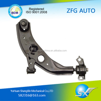 Used spare parts for cars lower control arm price with best price for MAZDA 626 Ge GA2A-34-300 GA6B-34-300A
