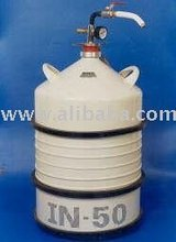 CRYOSEAL' LIQUID NITROGEN CONTAINERS