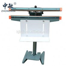 Factory price continuous plastic pouch bag sealing machine