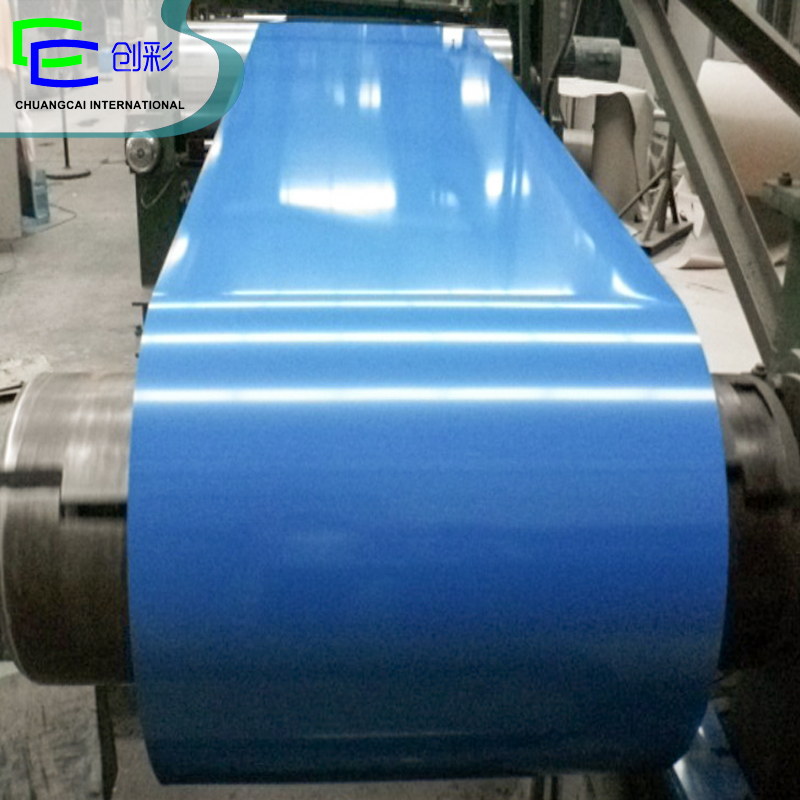 First Grade color steel coil from shandong