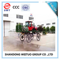New designed 3WP-1000 agricultural boom sprayer high clearance sprayer for rice
