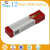 disposable custom made paper cigarette box printing