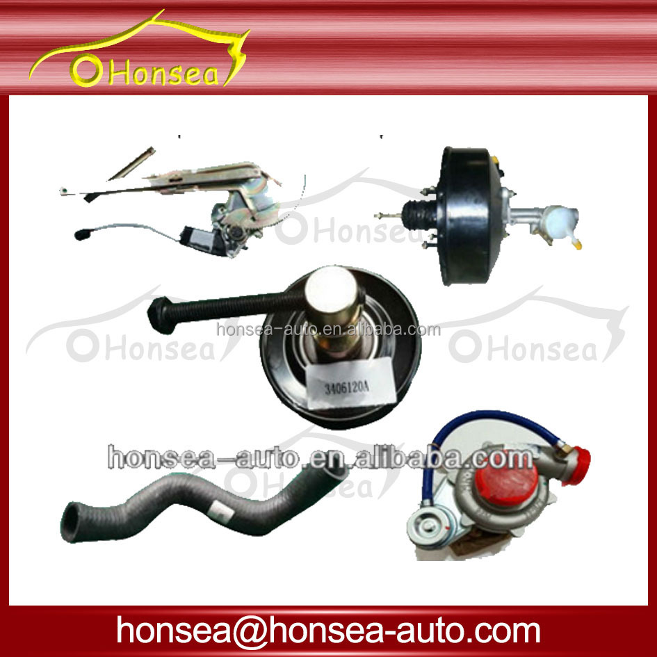 Original Jiangxi JMC pickup spare parts for all Chinese pickup