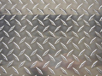 5005 5052 5754 5083 H32 H34 H36 H38 Wholesales price aluminum diamond plate China manufacturer