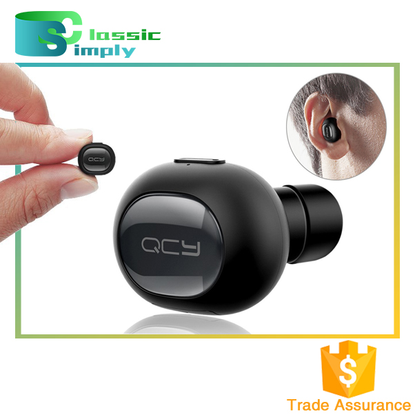 Wholesale Hotcake QCY Q26 Small Mini Earbuds Bluetooth Headphones Wireless