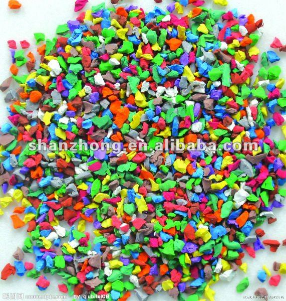 hot sale recycled rubber EPDM SBR granule with low price