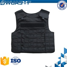 Military soft bullet proof kevlar body armor suit