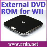 New USB DVD-ROM for WII USB port External DVD ROM
