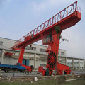 MDG type Electric Hoist Single Girder Gantry Crane