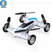 china wholeale SYMA X9 land speed car/UAV aircraft Multi-functional drone 3D rolling camera wifi DRONE/LED lights
