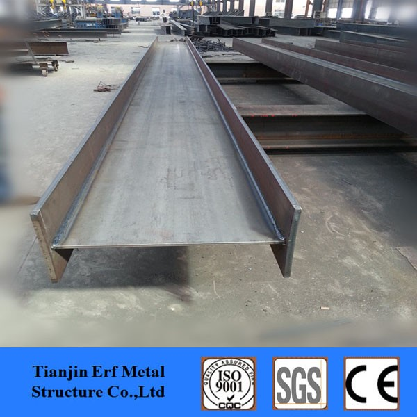 welded roof bracket , h beam size , h section steel