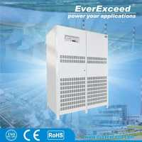 EverExceed 40kva solar ups with 1 phase input
