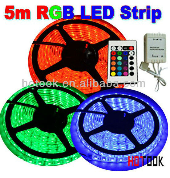 battery powered led strip lights for cars warranty 2 years CE RoHS