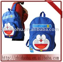 childrens book bag, Environmental Girl school bag