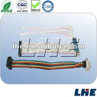 Automotive wire harness IDC 2.0mm