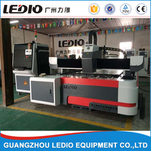 promotions!200W 300W 500W 1000W 1500W stainless steel carbon steel fiber laser cutting machine for sale