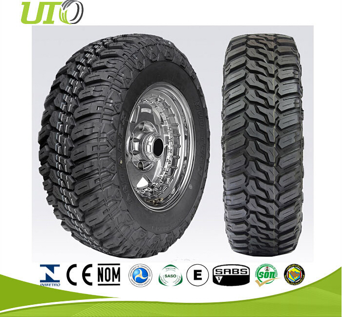 china supplier snow radial off road 4wd mud tire 35x12.5r16 36X12.5R16 33/12.5-15 mud terrain tire
