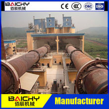 Building/Calcine Cement Clinker Equipment Rotary Kiln