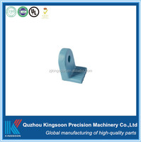 Competitive price excellent quality plastic injection moldings blue color part