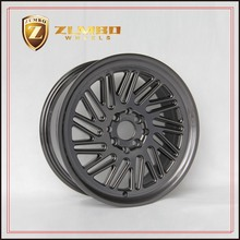 ZUMBO S0056 Gun Gray Alloy Wheel Rims