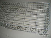 stone cage gabion / stainless steel stone cages