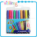Wholesale kids craft ball pen eraser