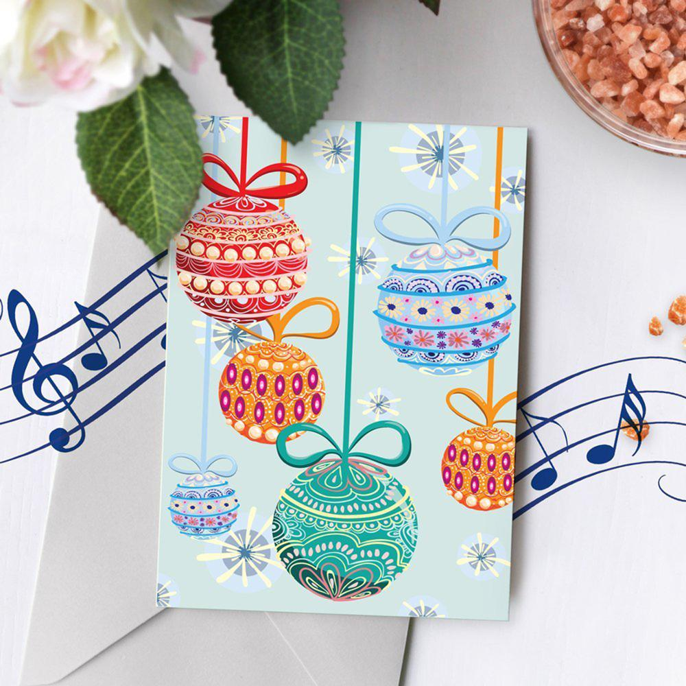 High quality electronic greeting cards happy birthday voice recording greeting card