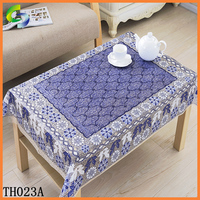 90 x 120 Design All in One PVC Tablecloth in Pieces Factory Sales
