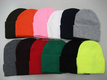 bulk mens winter knitted european hat cap