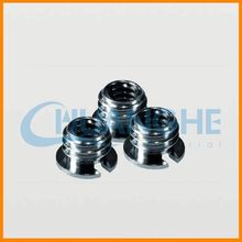 Low cost aluminum tubes screw cap