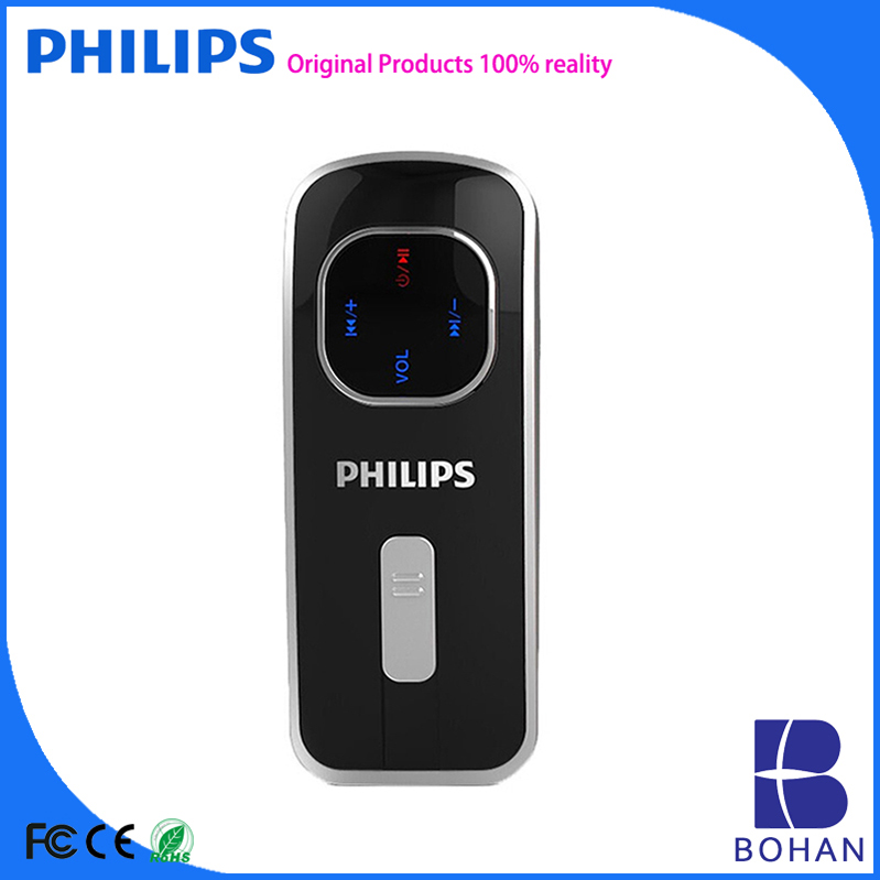 Philips Charger Mini Clip Mp3 Player User Manual