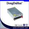 DDH 500W 12v led switching power supply, High quality smps led driver for led strip