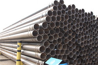 Boai Export First Grade Hot sale ERW 2 Inch Galvanized Pipe Tubes for water project