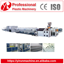 16mm-800mm series high speed PVC plastic pipe extrusion making line
