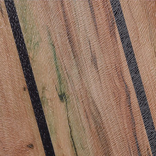 Top quality wood grain PVC leather for car floor mat