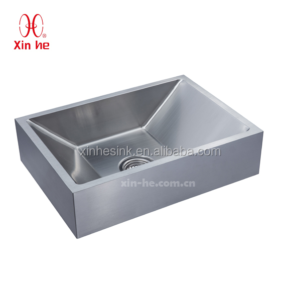 Customized Brass Copper/Silver Plated Stainless Steel 304 Wash Basin, Commercial Bathroom Sink