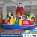 New design colorful commercial jumping castle/cartoon inflatable bouncer for Chiristmas events