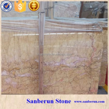 Popular Spainish Valuncia Yellow Marble for kitchen top