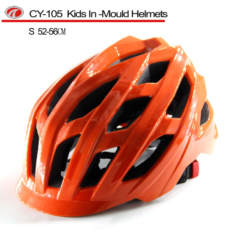 Hot double-inmold helmet full face mountain bike helmet for child CY-105