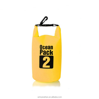 High quality 500D PVC custom logo printing water proof ocean bag, ocean pack dry bag