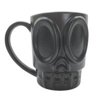 Dead Thirsty Mug Ceramic Skull Mug Office Tea Coffee Cup Day of Dead Mug 3D Skull Shape Skeleton Drinkware