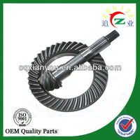 customized rear axle Bevel Gear with high presicion